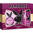 Colonia para mujer-desodorante-gel Queen Pack 1 unid Playboy Fragrances