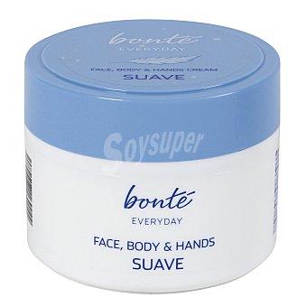 Bonté Crema hidratante cara, cuerpo y manos Tarro 300 ml