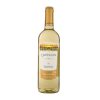 L'antigon Vino blanco valencia semi dulce Botella 750 ml