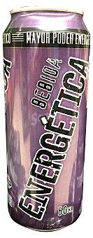 Hacendado Bebida energetica Lata de 500 cc