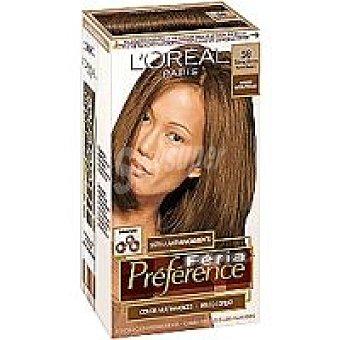 Recital Preference L'Oréal Paris Tinte pure amber nº50 Caja 1 unid