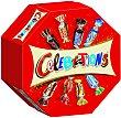 Celebrations mini barritas de chocolate surtidas Estuche 186 g Mars
