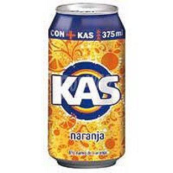 KAS Refresco de naranja lata 37,5 cl