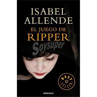 Isabel Allende El juego de Ripper  1 Unidad