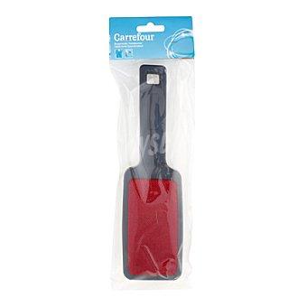 Carrefour Cepillo de Ropa Velvet Rojo 1 ud