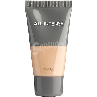 All Intense Maquillaje líquido Biscuit Tubo 30 ml