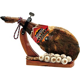 Tesoro sierra de aracena Paleta de cebo de campo 50% raza ibérica de Jabugo pieza 5-5,5 kg 5-5,5 kg