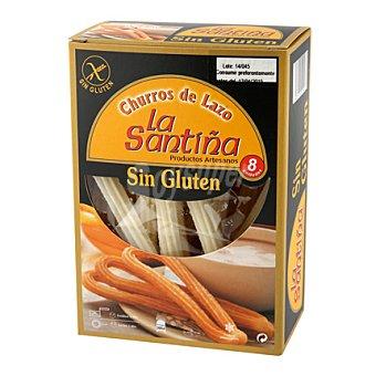 La Santiña Churros 8 unidades - Sin Gluten 300 g