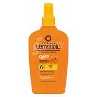 LEMONOIL Leche solar zanahoria F6 Spray 200 ml