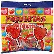 Piruleta corazón bolsa 91 gr Bolsa 91 gr Fiesta