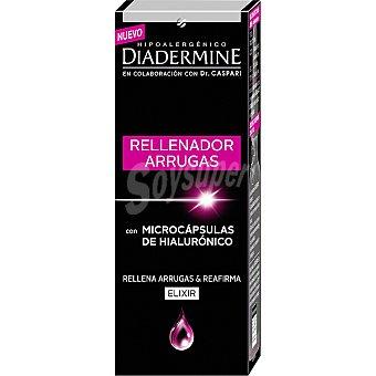 Diadermine rellenador de arrugas con microcápsulas de hialurónico Dr. Caspari envase 30 ml