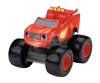 Fisher-Price Vehículo interactivo con sonidos, Blaze parlanchín Blaze and The Monster Machines 1 unidad