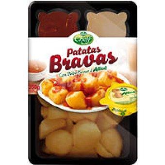 Chovi Patatas bravas 350G