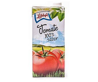 Libby's Zumo de tomate Brick de 1 l