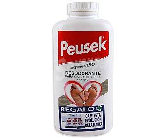 PEUSEK Express Desodorante en polvo para pies y calzados , evita el mal olor 150 gr