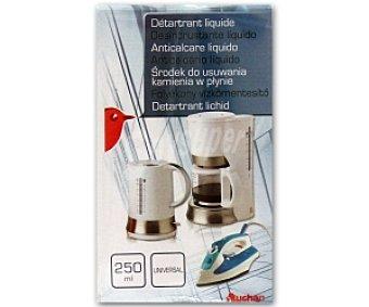 AUCHAN 400077 Eliminador de cal liquido 250 ml