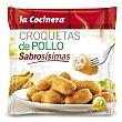 Sabrosisimas croquetas de pollo Bolsa 500 g La Cocinera