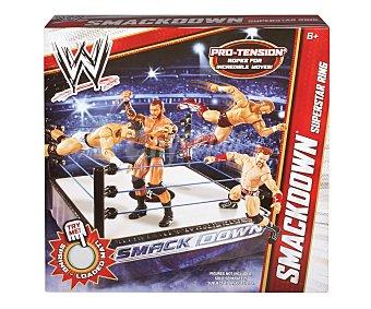 WWE Rin de combate Smackdown, Raw Súper Estrellas 1 unidad