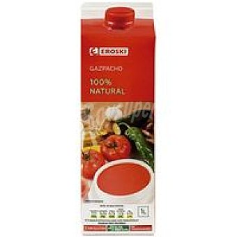Eroski Gazpacho Brik 1 litro