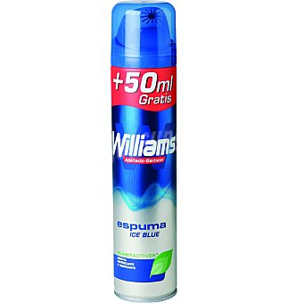 Williams Espuma afeitar 250 ML