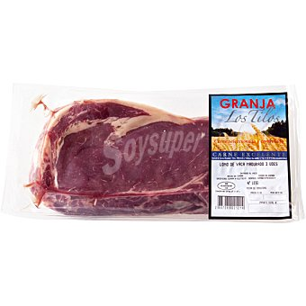 PASSION MEAT Lomo de vaca madurado (tierno)