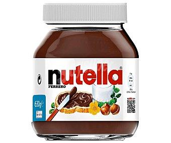 Nutella Crema de cacao y avellanas Tarro 630 grs