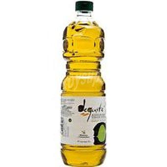 Deguste Aceite virgen extra intenso Botella 1 litro