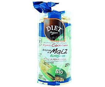 Diet Rádisson Tortitas de Maíz Dietéticas, Sin Gluten 135 Gramos