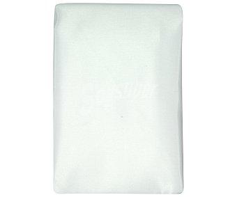 Cortina Cortina de baño 100% poliéster, color blanco, 180x200 centímetros cortina