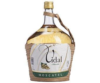 Vidal Moscatel Garrafa de 2 Litros