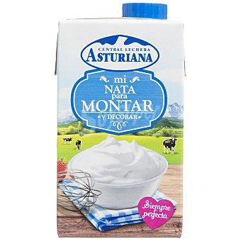 Central Lechera Asturiana Asturiana Nata de Montar Brick Brik 500 ml