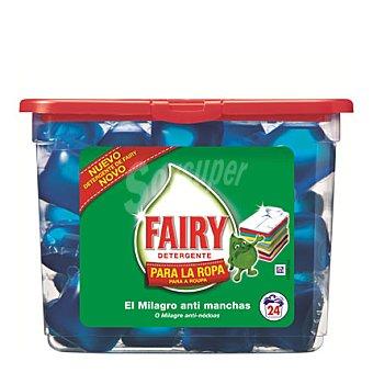 Fairy Detergente liquido en capsulas 24 ud