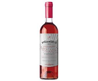 Viña Norte Vino rosado afrutado con denominación de origen Tacoronte - Acentejo (tenerife) Botella de 75 cl