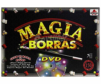 BORRÁS Juego de Mesa Magia Borrás Edición Dvd 1 Unidad