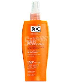Roc Soleil Protexion Spray Loción 24h SPF 50+ 200 ml