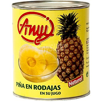 Anyi Piña en su jugo Lata 560 g