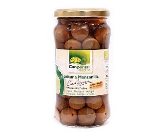 Campomar Nature Aceituna manzanilla ecológica 200 gramos
