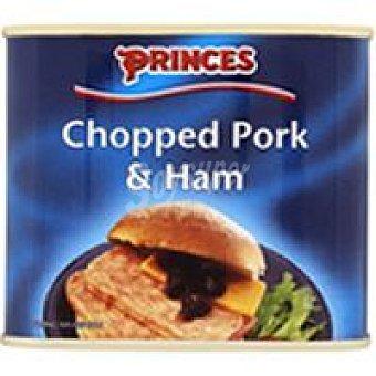 Princes Chopped de jamón-cerdo Lata 300 g