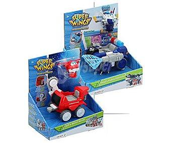 Super wings Super Wings personaje con vehículo surtido wings