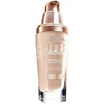 Magique L'Oréal Paris Fondo de maquillaje W6 l`oreal Pack 1 unid