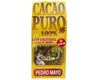 Pedro Mayo Cacao en polvo puro natural 250 Grasmos