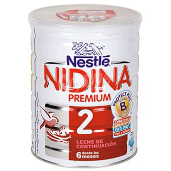 Nidina Nestlé Leche 2 Premium Nidina 800 g