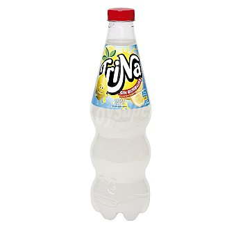 Trina Refresco de limón sin gas Botella de 1,5 Litros