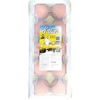 HERMANOS SALON Huevos morenos clase XL Estuche 10 unidades