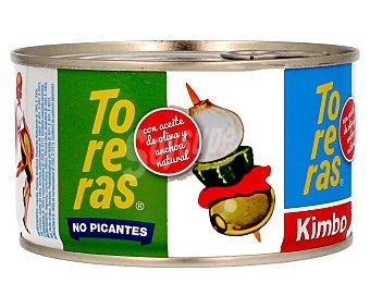 Kimbo Banderillas con aceite de oliva no picantes 330 gramos