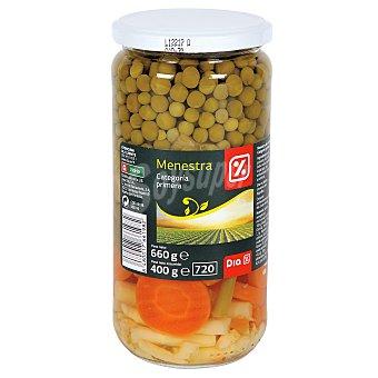 DIA Menestra de verduras Frasco 400GR