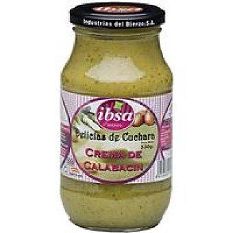 Ibsa Delicias de crema de calabacín Tarro 550 g