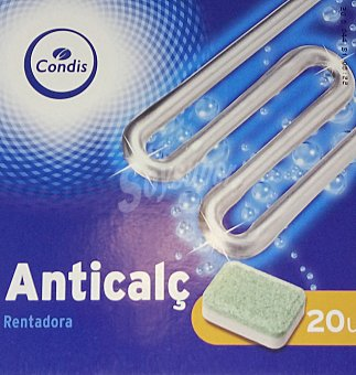 Condis Pastillas antical 20 unidades