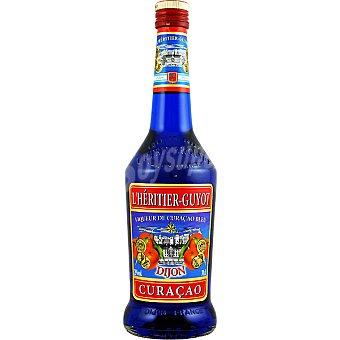 L'heritier-guyot Licor de curacao azul Botella 70 cl