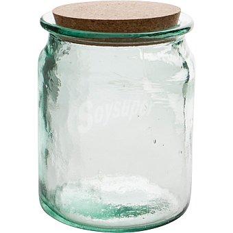 QUID Rodas Frasca de vidrio con tapón de corcho 1,3 l